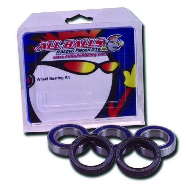 Yamaha YZ250F 2009 to 2013 Model Rear Wheel Bearings & Seals,By AllBalls Racing