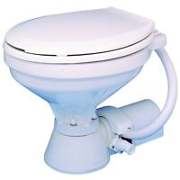 Jabsco electric toilet for boat or RV