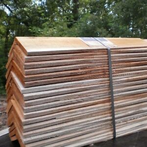 Western Red Cedar Hip/Ridge Tiles/Number 1 Blue Label/Shingles/Softwood/Building