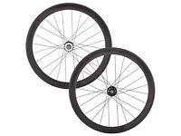 Planet X Pro Carbon 50mm wheelset
