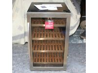 CAPLE FREESTANDING WINE CABINET - MODEL WF333 - NEW EX DISPLAY RRP £450