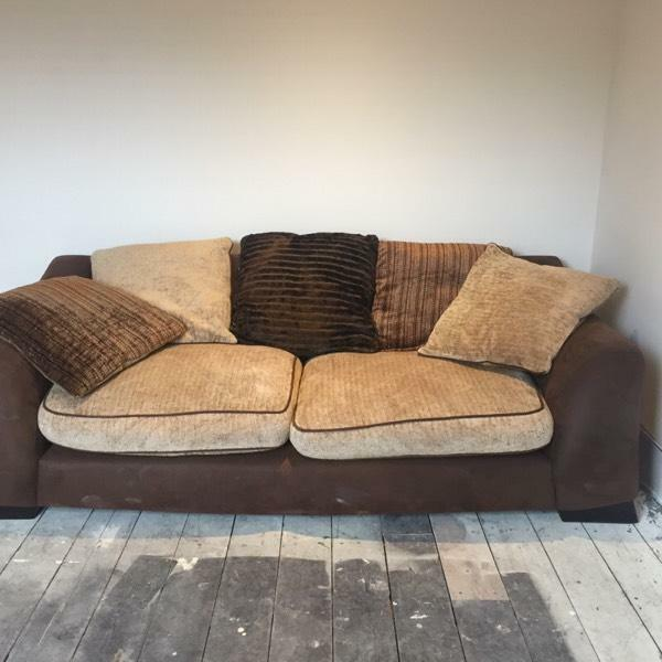 Sofa For Sale With Free Delivery In Brixton London Gumtree