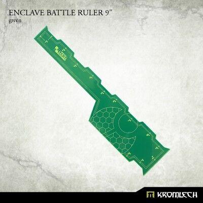 "Enclave Battle Ruler 9"" Green - Kromlech segunda mano  Embacar hacia Argentina"