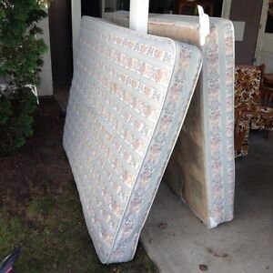 Free Twin Mattress and Box Spring