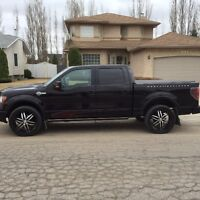 2010 f150 HARLEY DAVIDSON CREWCAB **FINANCING AVAILABLE**