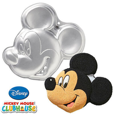 Mickey Mouse Clubhouse Mickey Cake Pan from Wilton 7070 NEW