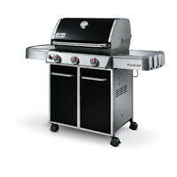 Weber Genesis Direct line Natural Gaz BBQ less than 4 years old