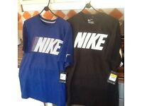 New with labels on NIKE t shirt (small man) £8 2x£15