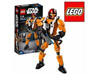 Star wars lego 75115 Poe Dameron brand new & sealed