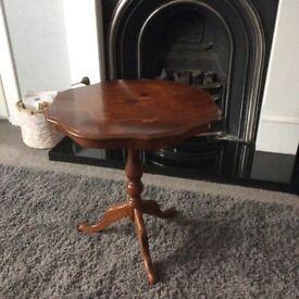 Lovely little wooden table