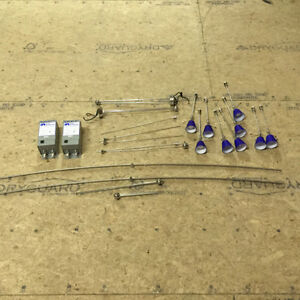 Monorail Lighting Components