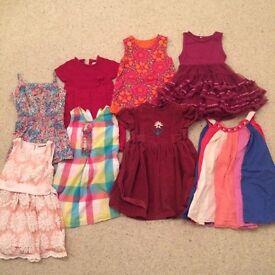 Dresses age 2-3 boden, next, M&S