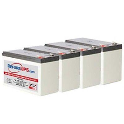 APC Smart-UPS 1400 RM 2U (DL1400R2U) - New Compatible Replacement Battery Kit