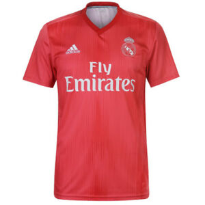 Real Madrid Third 18/19 Official Adidas Jersey