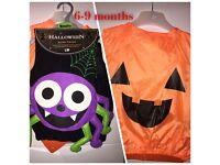 Children's Halloween Costumes - £5 the pair
