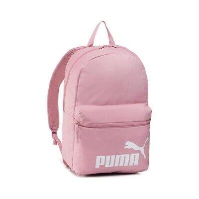 mochila deportiva puma PHASE rosa