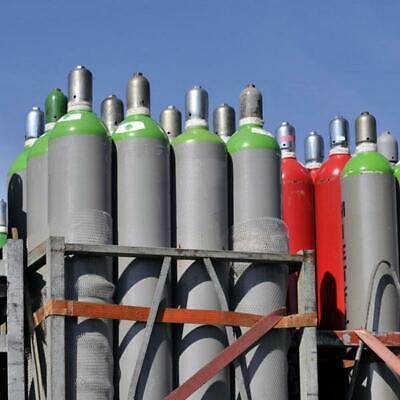 Gasfüllung Ballongas in 10 20 50 Liter wählbar, Technisches Gas He
