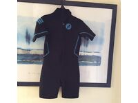 Light weight children's wetsuit for sale.