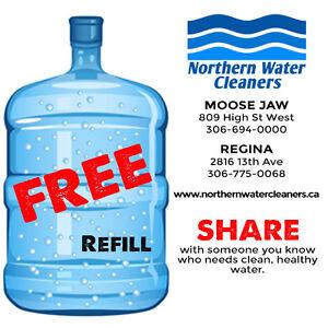 Free Refill
