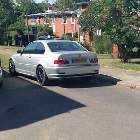 SPAIRS AND REPAIR BMW 318 SE