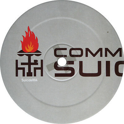 """Klute- Stay With Me/We R The Ones 12"""" Vinyl Drum and Bass Commercial Suicide"""