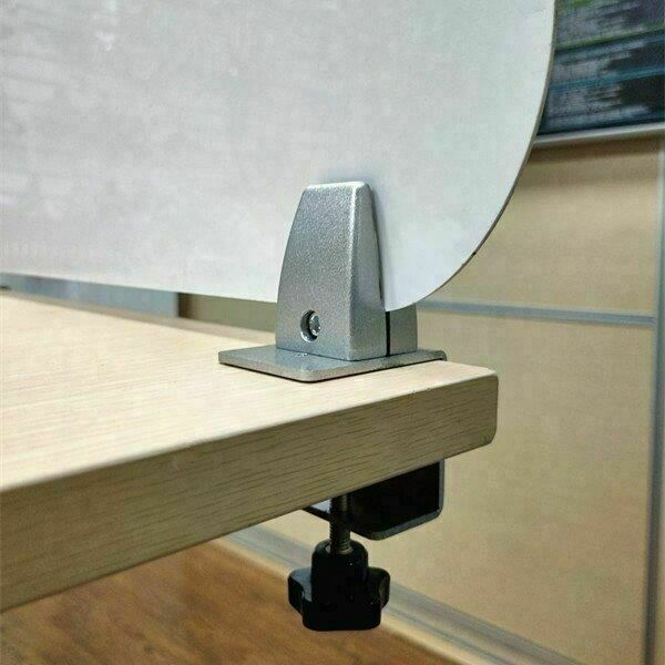 C-Clamp Desk Partition Support Bracket - In stock