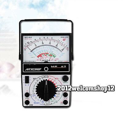 Ac Dc Voltmeter Ammeter Ohmmeter Analog Multimeter