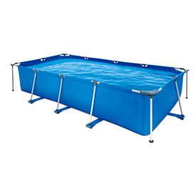 Garden Rectangle Frame Pool 4.5m x 2.2m x 0.84m Brand New