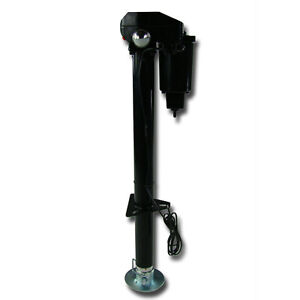 12-Volt-3000-lb-RV-Electric-Power-Tongue-Jack-for-utility-boat-camper-trailer