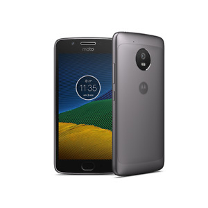 Moto G5 16GB Moto G5 16GB Factory unlocked works perfectly in ex