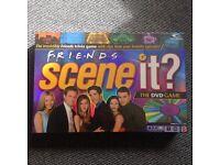 Friends Scene It Brand New in sealed box board game
