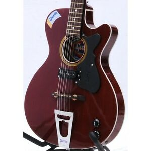 Givson-Semi-Electric-Guitar-Cambridge-BEST-SELLING-GUITAR-Amazing-Wood-Look