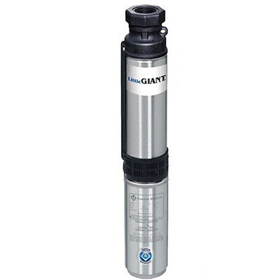 Little Giant W12g05s7-22p - 12 Hp 12 Gpm Deep Well Submersible Pump 2-wire ...