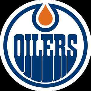 OILERS - GROUPS - HARD COPY - CLUB ACCESS - OILERS TICKETS