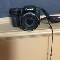Canon PowerShot SX510 HS 12.1 MP CMOS Digital Camera with 30x Op