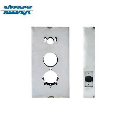 Keedex Weldable Gate Box For Kaba Ilco 1000 Alarm Lock T2 T3