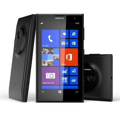 BRAND NEW BLACK UNLOCKED NOKIA LUMIA 1020 32GB - WIFI - 4G...