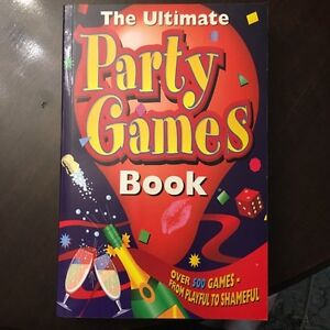 Party games books