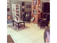 Room to rent for a established tattoo artist