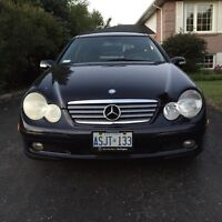 2003 Mercedes Benz C-230 Kompressor
