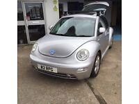 VW Beetle Full MOT+Service+cam belt+Warranty all included