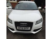 Audi A3 TDI S-Line 140bhp May Swap?