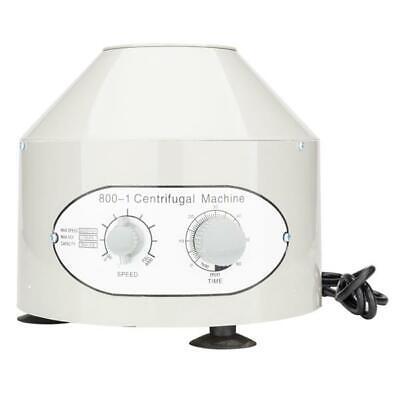 800-1 110v Centrifugal Machine Silver Gray