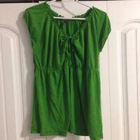 Thyme maternity shirt XL