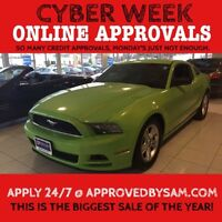 Free Application Shows You Much You Can Afford - 2014 STANG