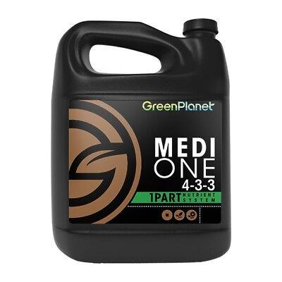 New    1 Liter Green Planet Nutrients Medi One Save    W  Bay Hydro    Medi One