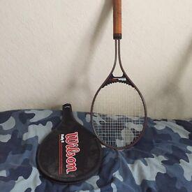Wilson Rally II tennis racquet
