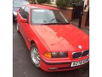BMW 316i MOT & GOOD RUNNER
