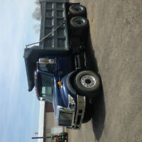 2003 International 70STandem Dump Truck