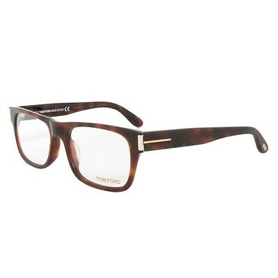 Auth Tom Ford Ophthalmic Eyeglass Frames 4274 Tortoise New With (Tom Ford Ophthalmic Frames)